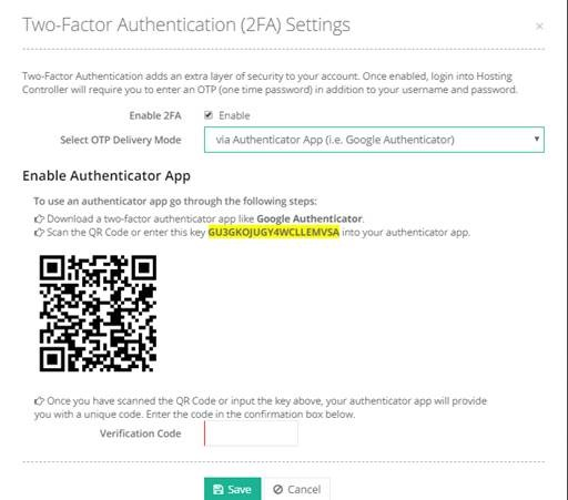 Otp Authenticator
